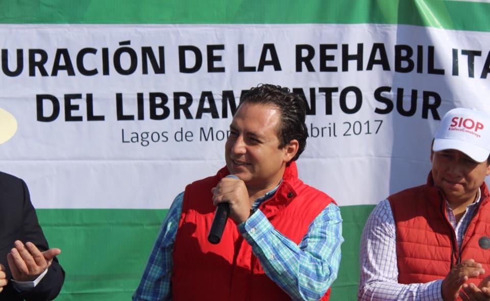 Libramiento Sur Rehabilitación Hugo René Diputado 2