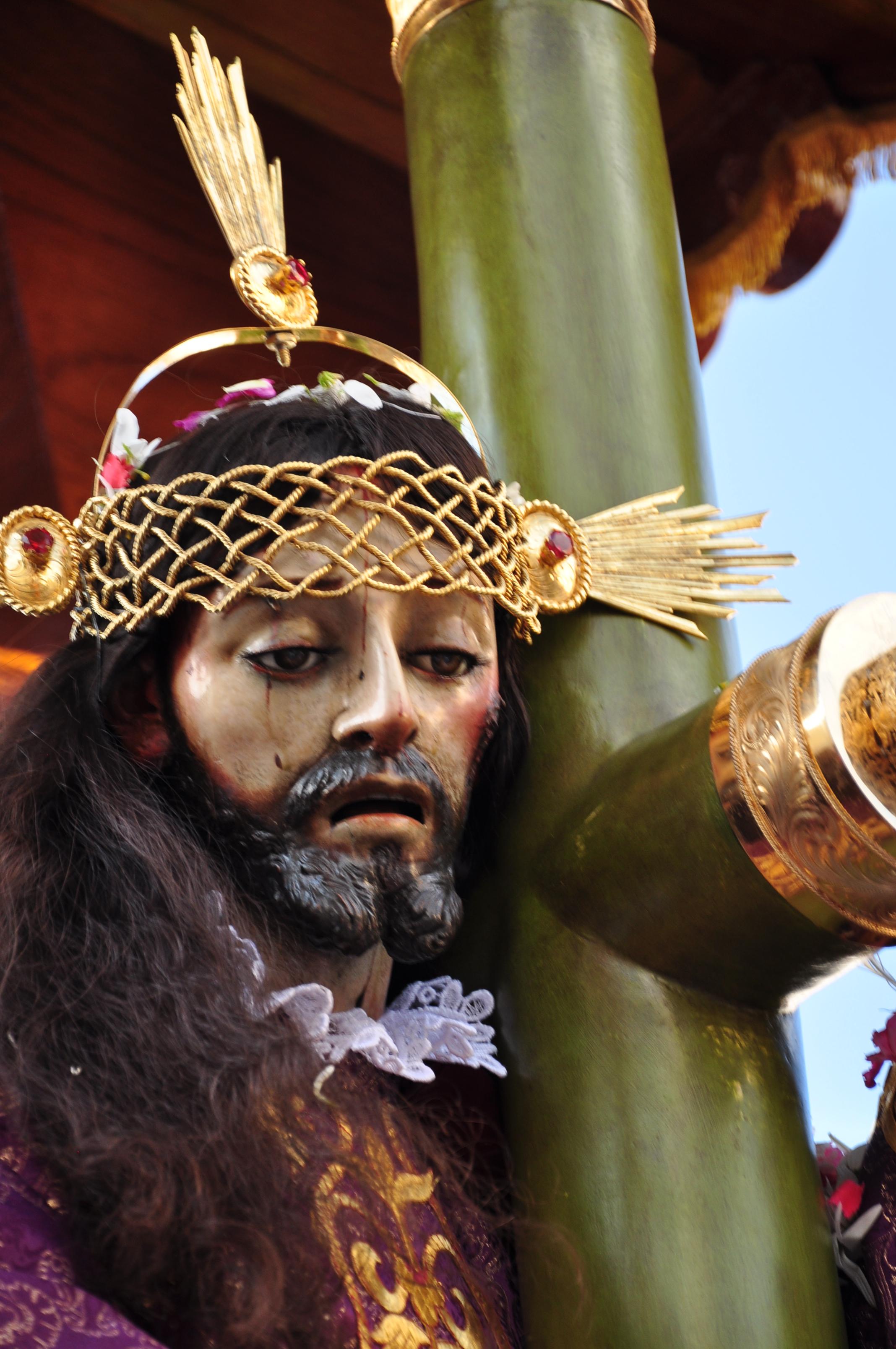 Bajada de Nuestro Padre Jesús del Calvario