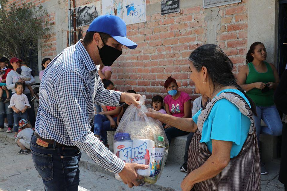 Impulsan economía en La Chona