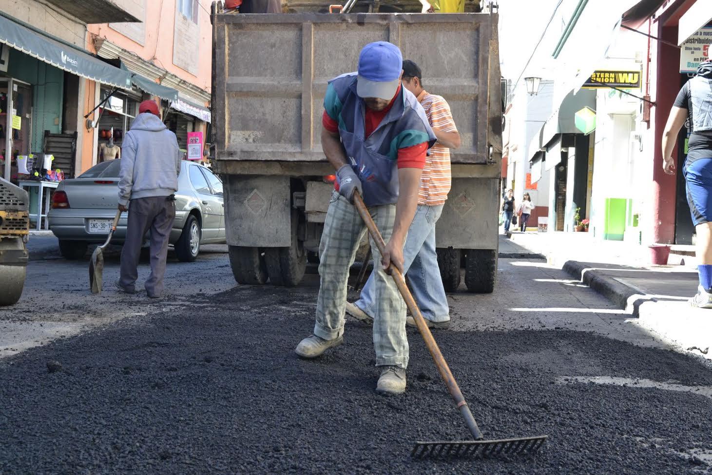 Photo of Dos mil baches reparados reporta el Ayuntamiento