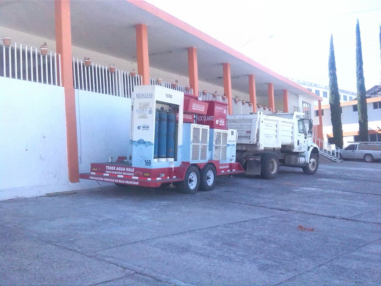 Photo of Instala CEA Plantas potabilizadoras en San Juan de los Lagos
