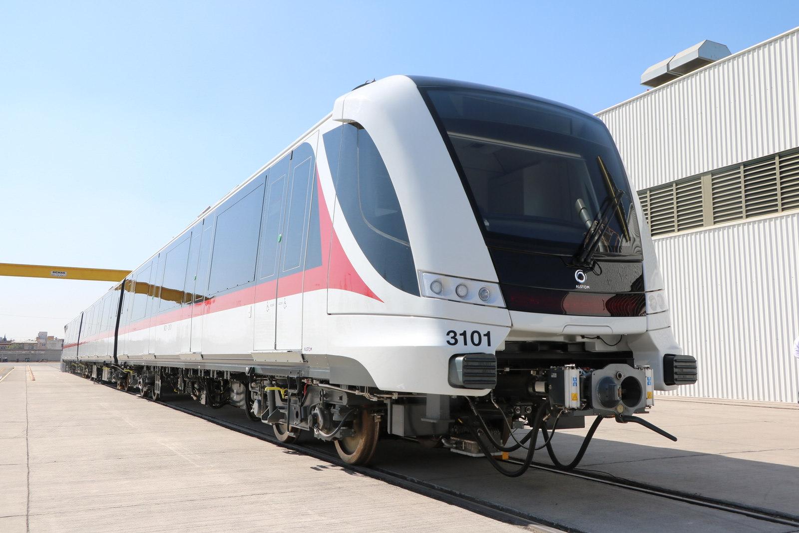 Photo of Presentan primer tren de la Línea 3 para la ZMG