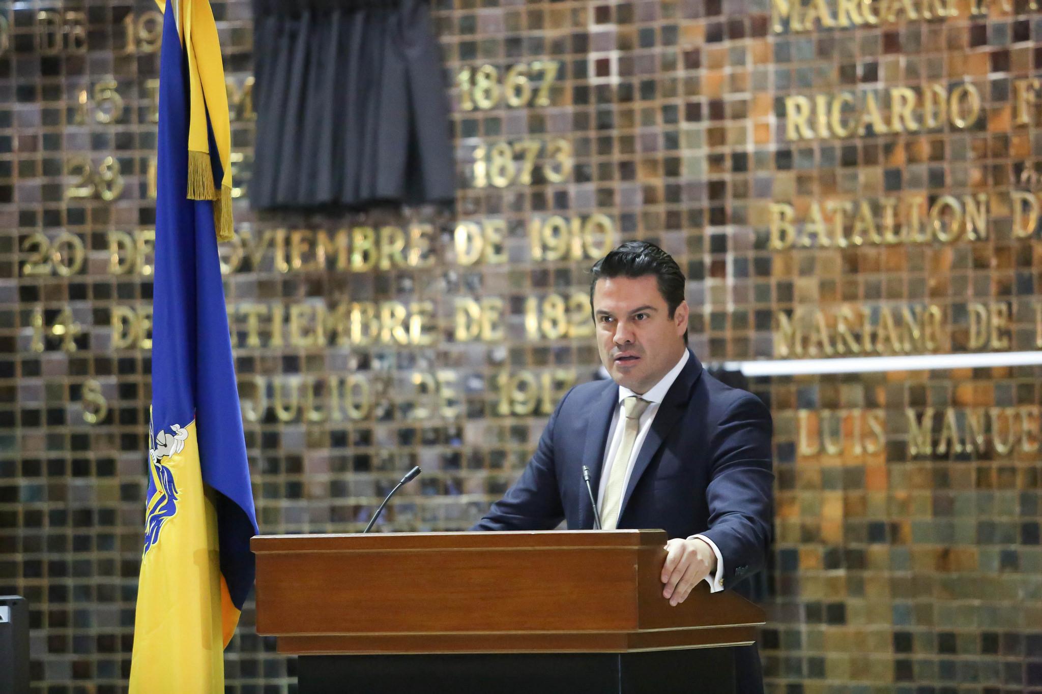 Photo of Encabeza gobernador festejos por el Centenario de la Constitución en Jalisco