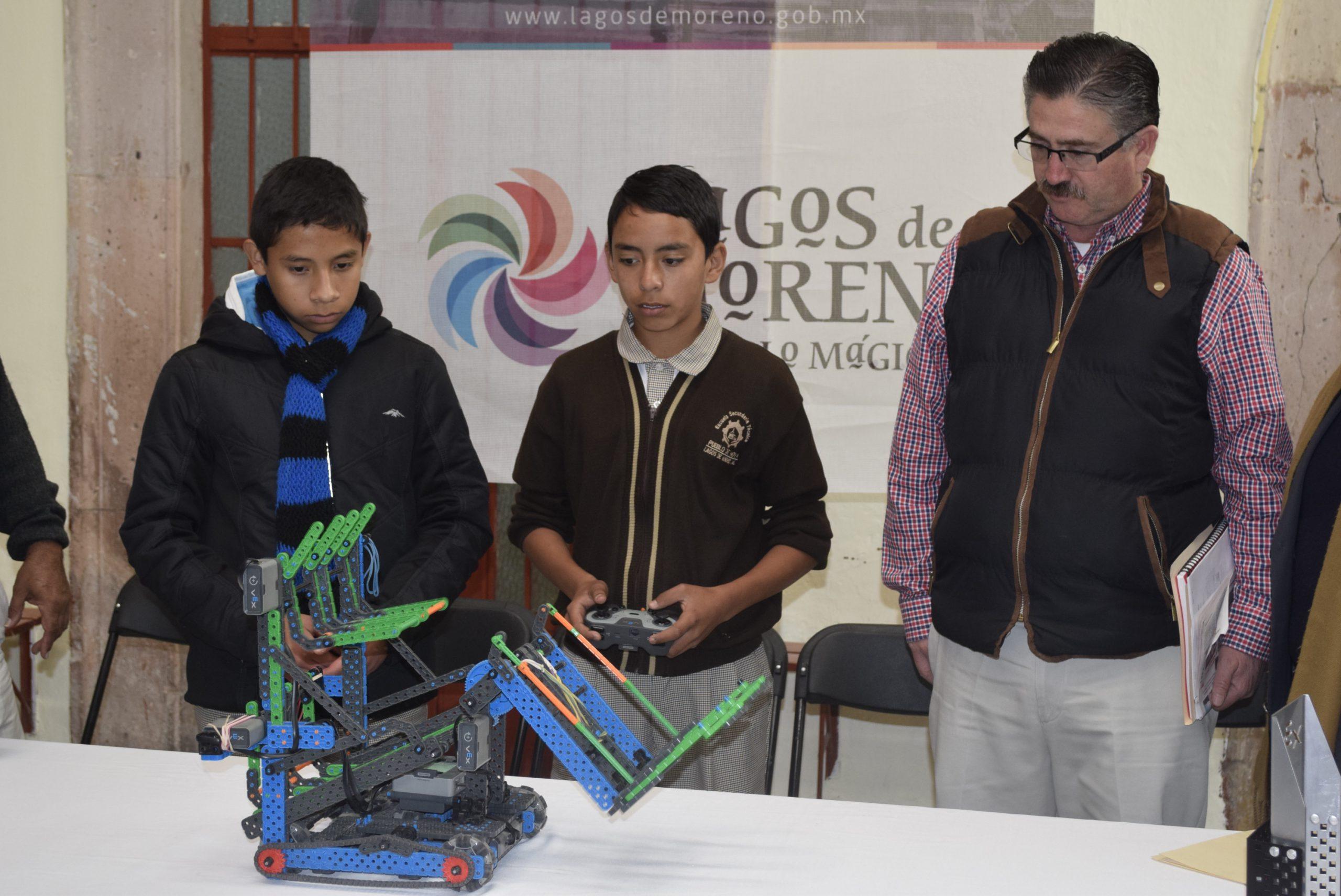 Photo of Apoyará Alcalde a equipo de robótica