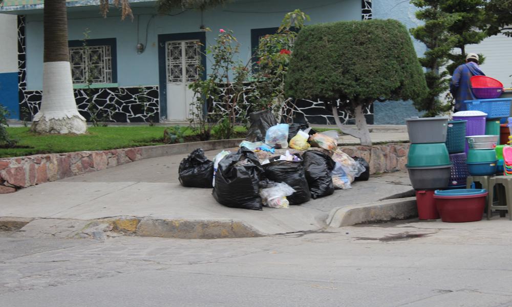 Photo of Pretenden multar a quien deje la basura en las esquinas