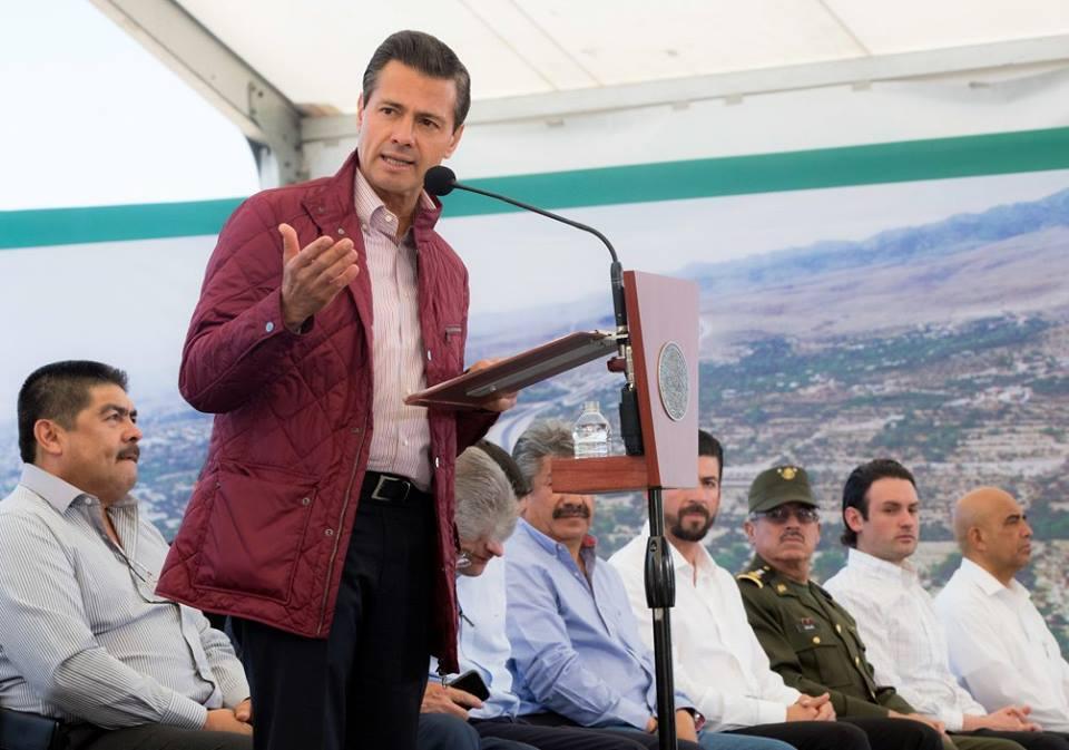 Photo of Inaugura Enrique Peña Nieto Libramiento Poniente en San Luis Potosí