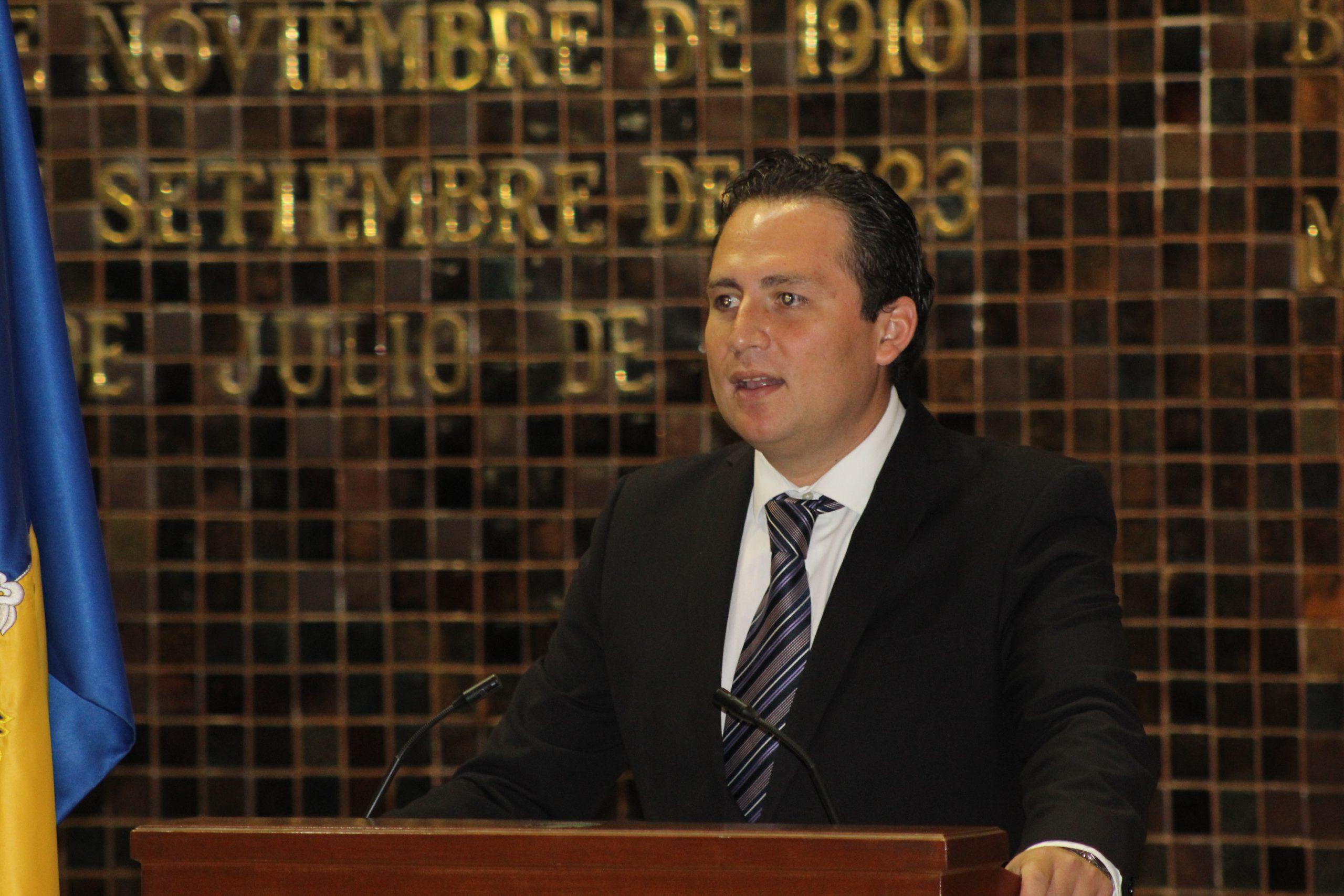 Photo of Presenta Hugo René iniciativa sobre ejecución de créditos fiscales