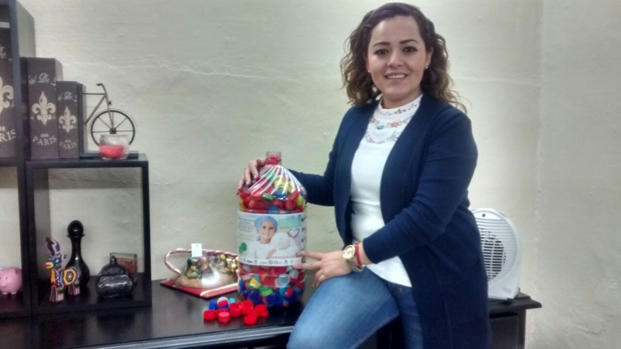 Photo of Apoyan sectores del PRI a niños con cáncer