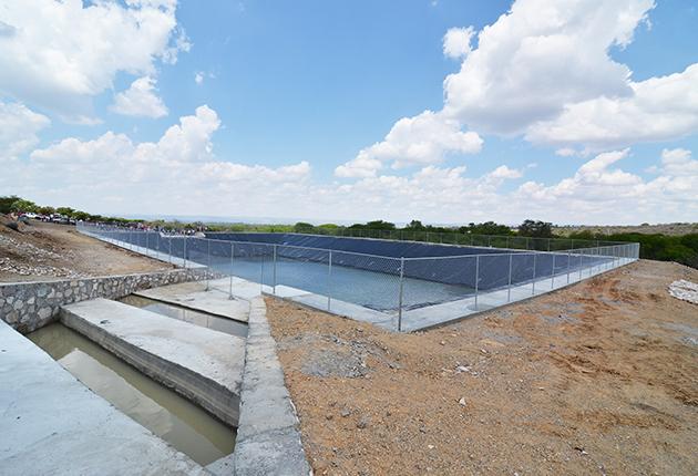 Photo of Esperan costruir Ollas de Agua para cuatro comunidades