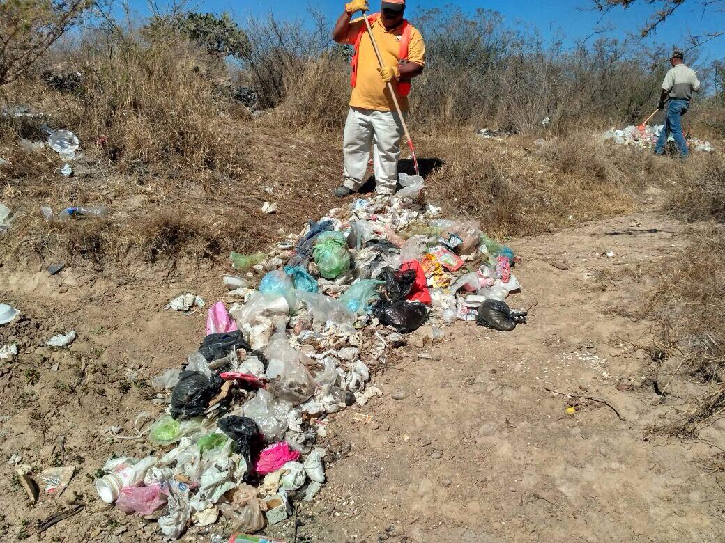 Photo of Termina Aseo Público recolección de basura por el paso de peregrinos
