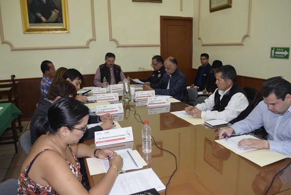 Photo of Presenta Comisaría de Policía su Plan Anual de Trabajo