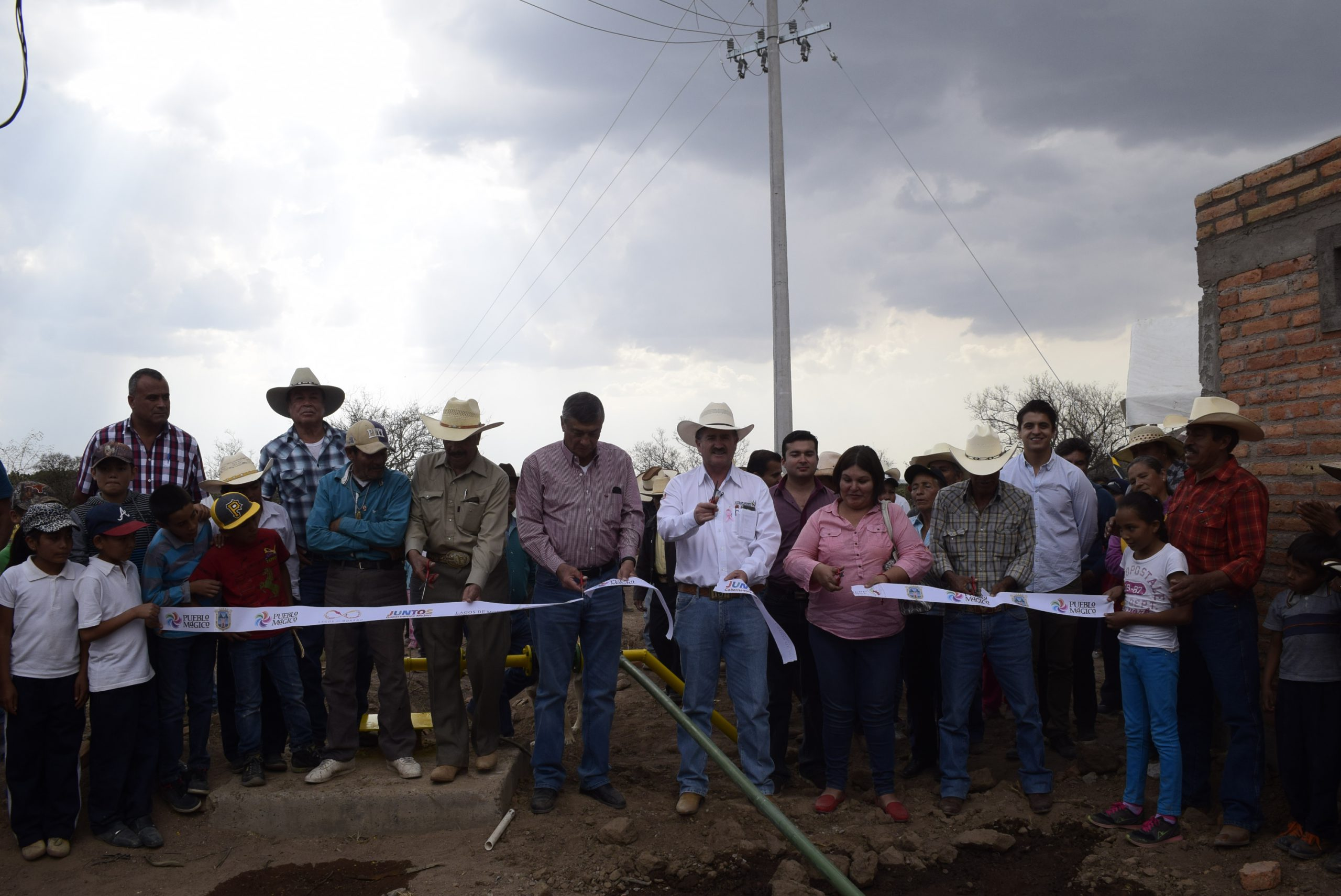 Photo of Entrega Alcalde obras en la zona norte del municipio