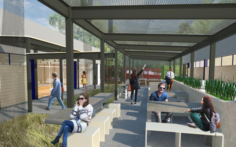 Photo of Inicia construcción de Laboratorio de Innovación y Emprendimiento en la UdeG
