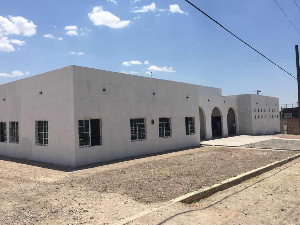 Photo of A punto de concluir la Casa de la Cultura en la Colonia Cristeros