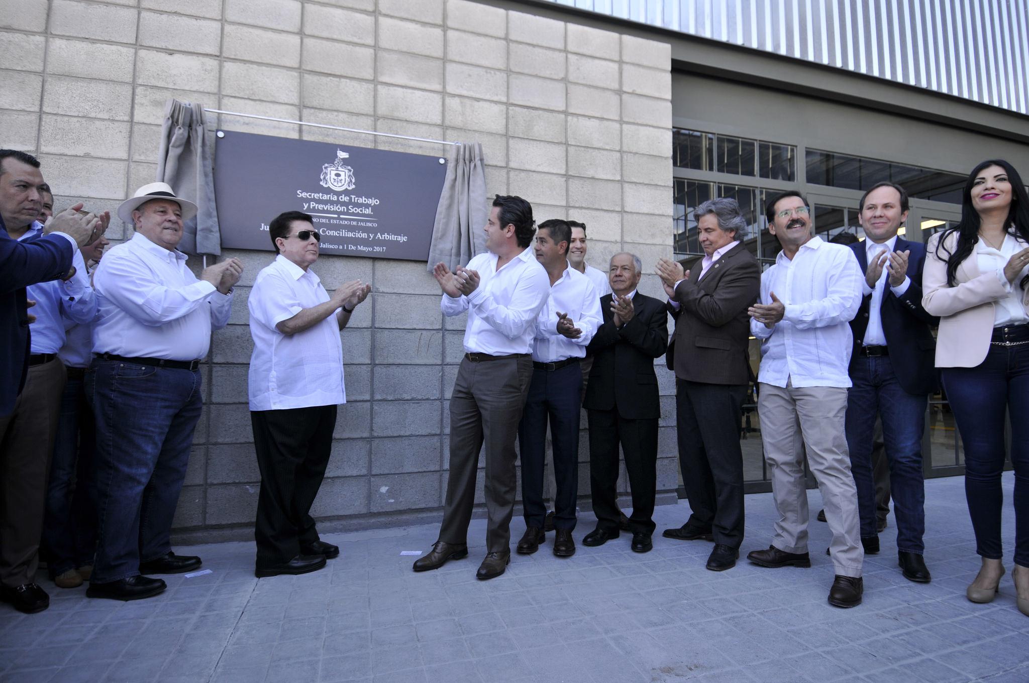 Photo of Inauguran nueva sede de la Junta Local de Conciliación y Arbitraje