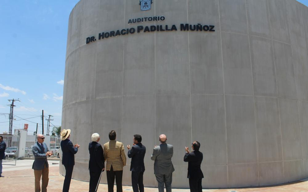Photo of CU Lagos homenajea al Dr. Horacio Padilla Muñoz