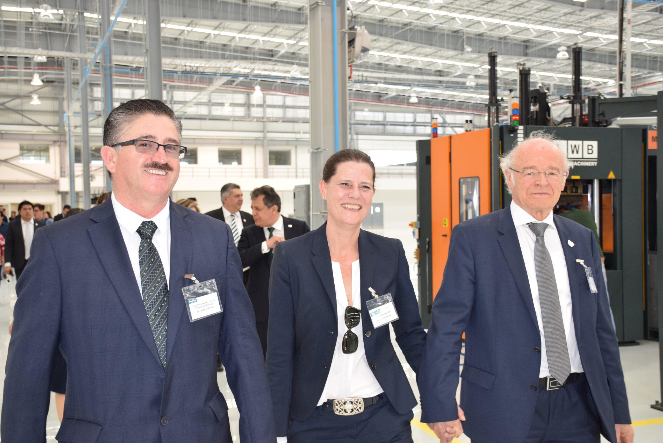 """Photo of Inicia operaciones Woco Tech, una empresa más del Parque Industrial """"Colinas de Lagos"""""""