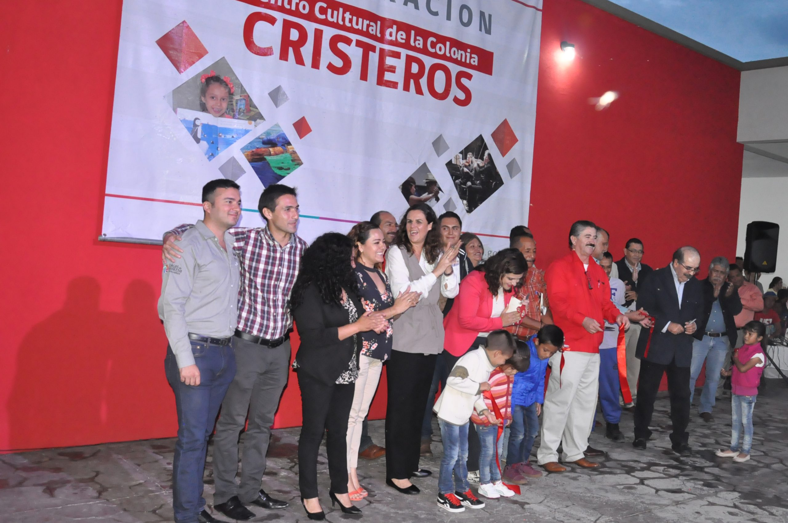 Photo of Inauguran Centro Cultural en la Colonia Cristeros