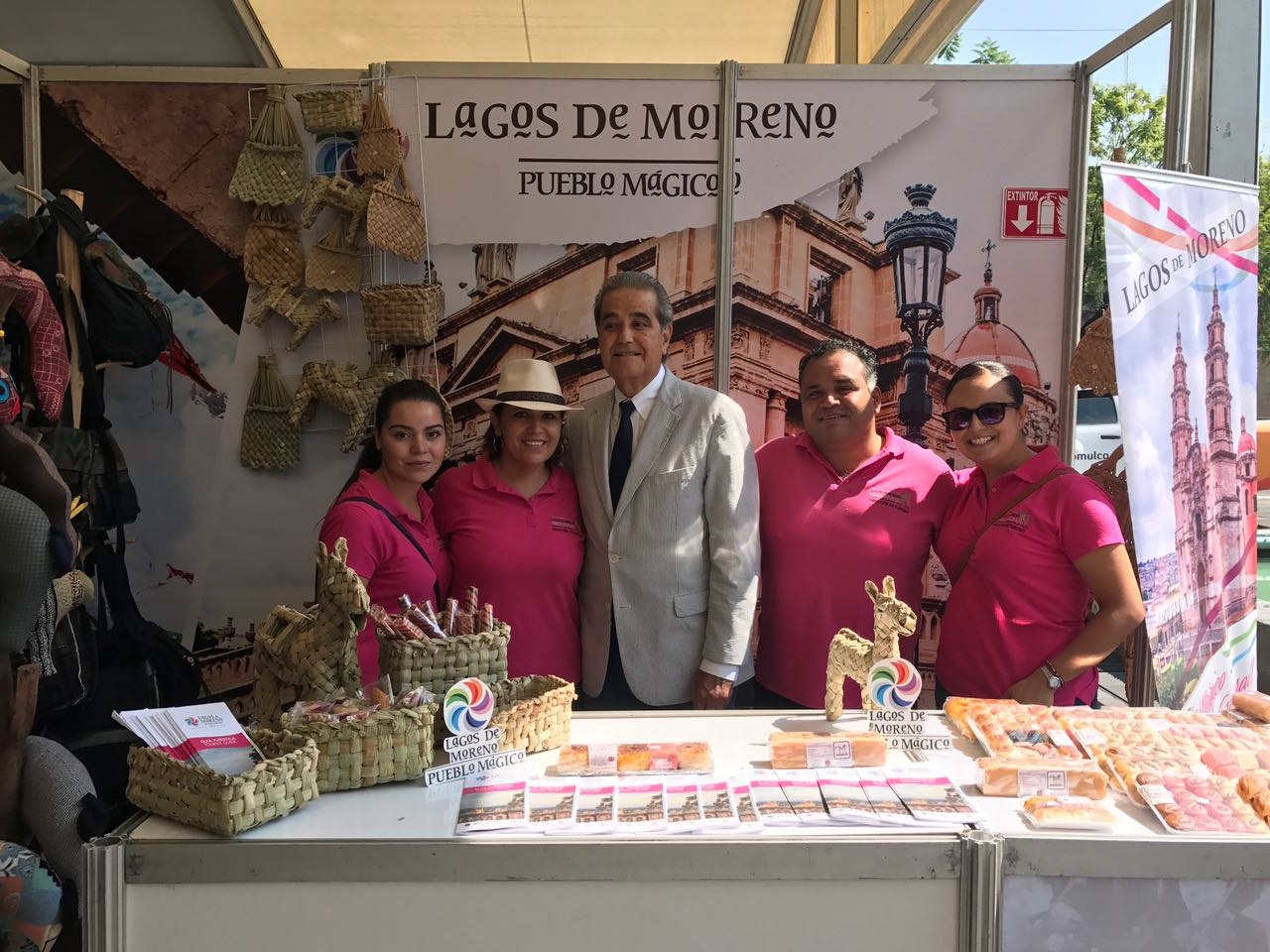 Photo of Lagos presente en la Feria Jalisco Turismo para Todos
