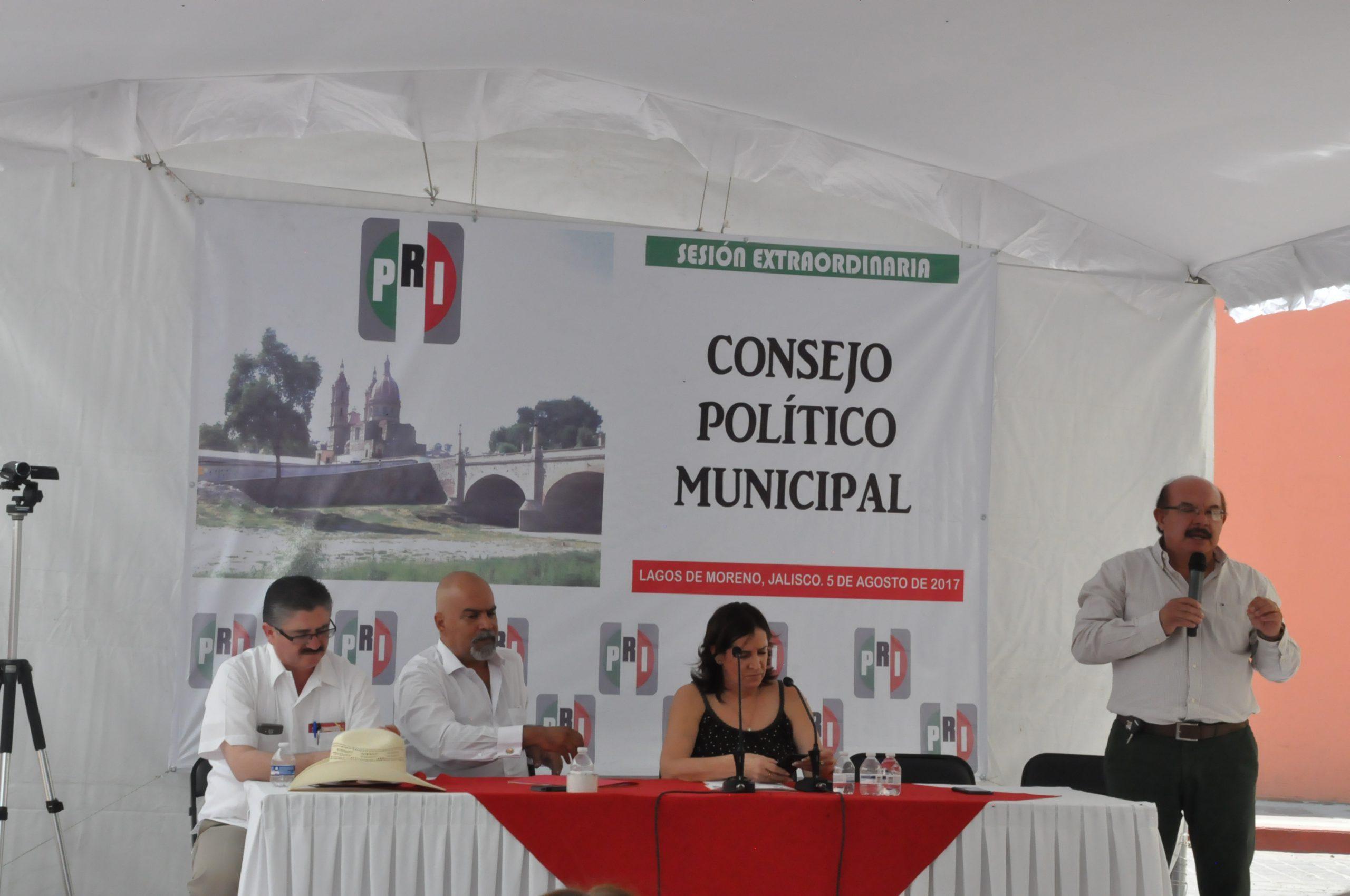 Photo of El PRI Lagos elegirá nuevo presidente