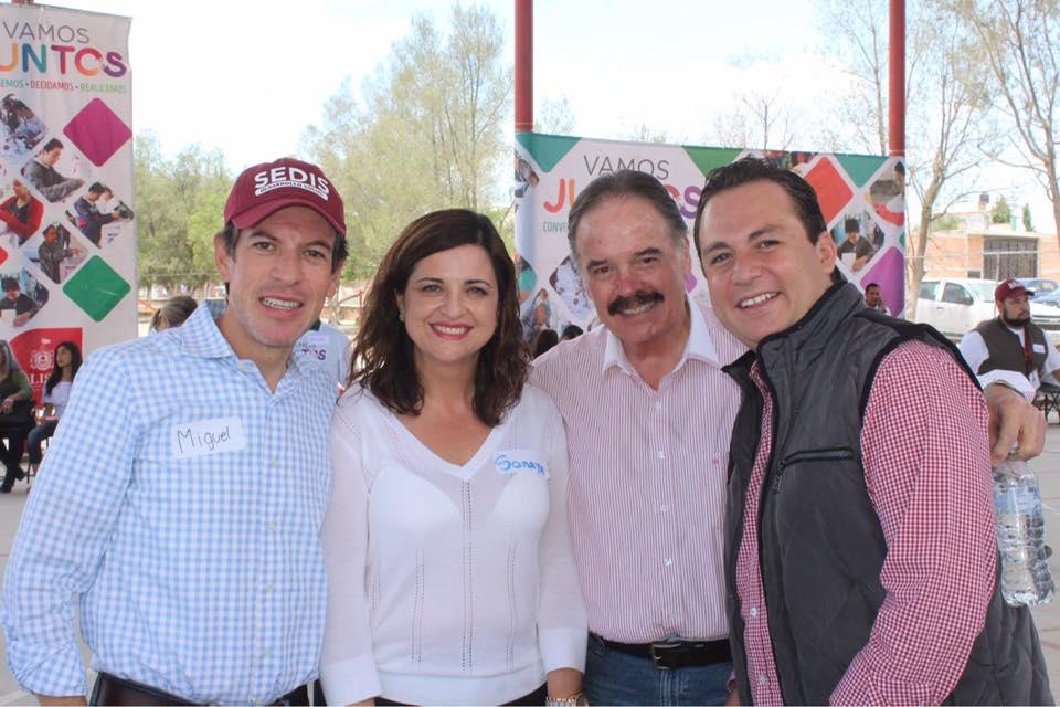 """Photo of Ciudadanos elegirán obras del programa """"Vamos Juntos"""""""