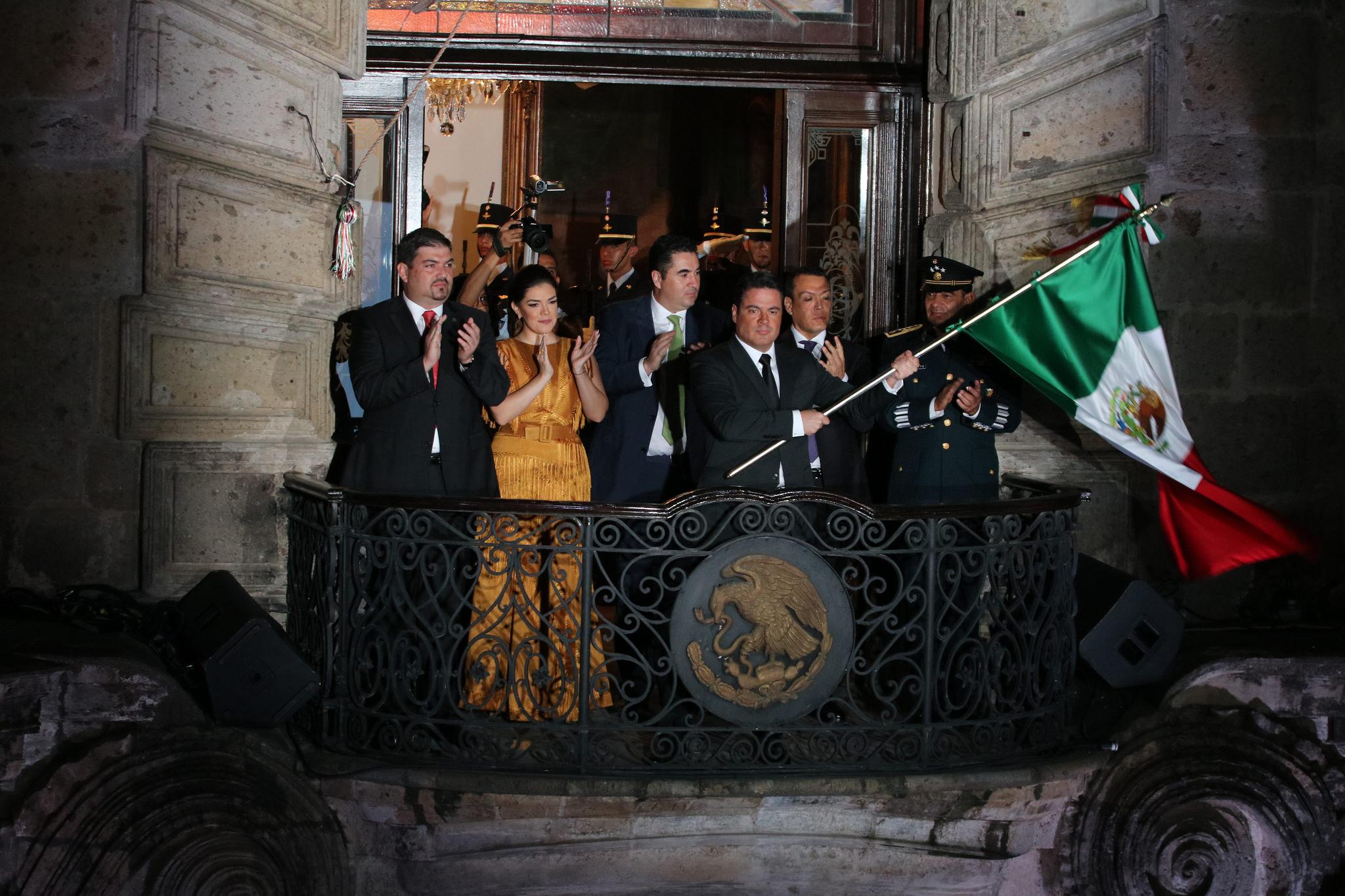 Photo of Encabeza Gobernador ceremonia del Grito de Independencia en Jalisco