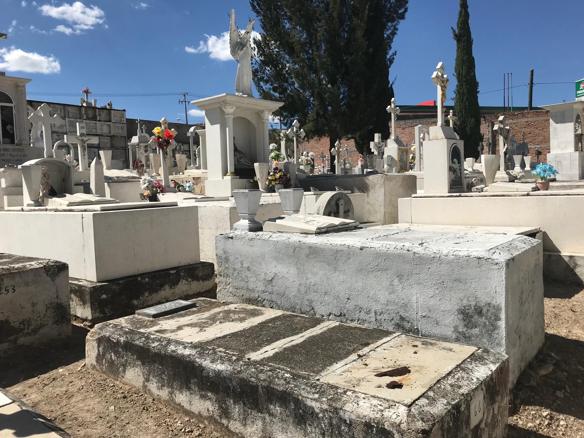 Photo of Reportan listo el Panteón de la Soledad para este 2 de Noviembre
