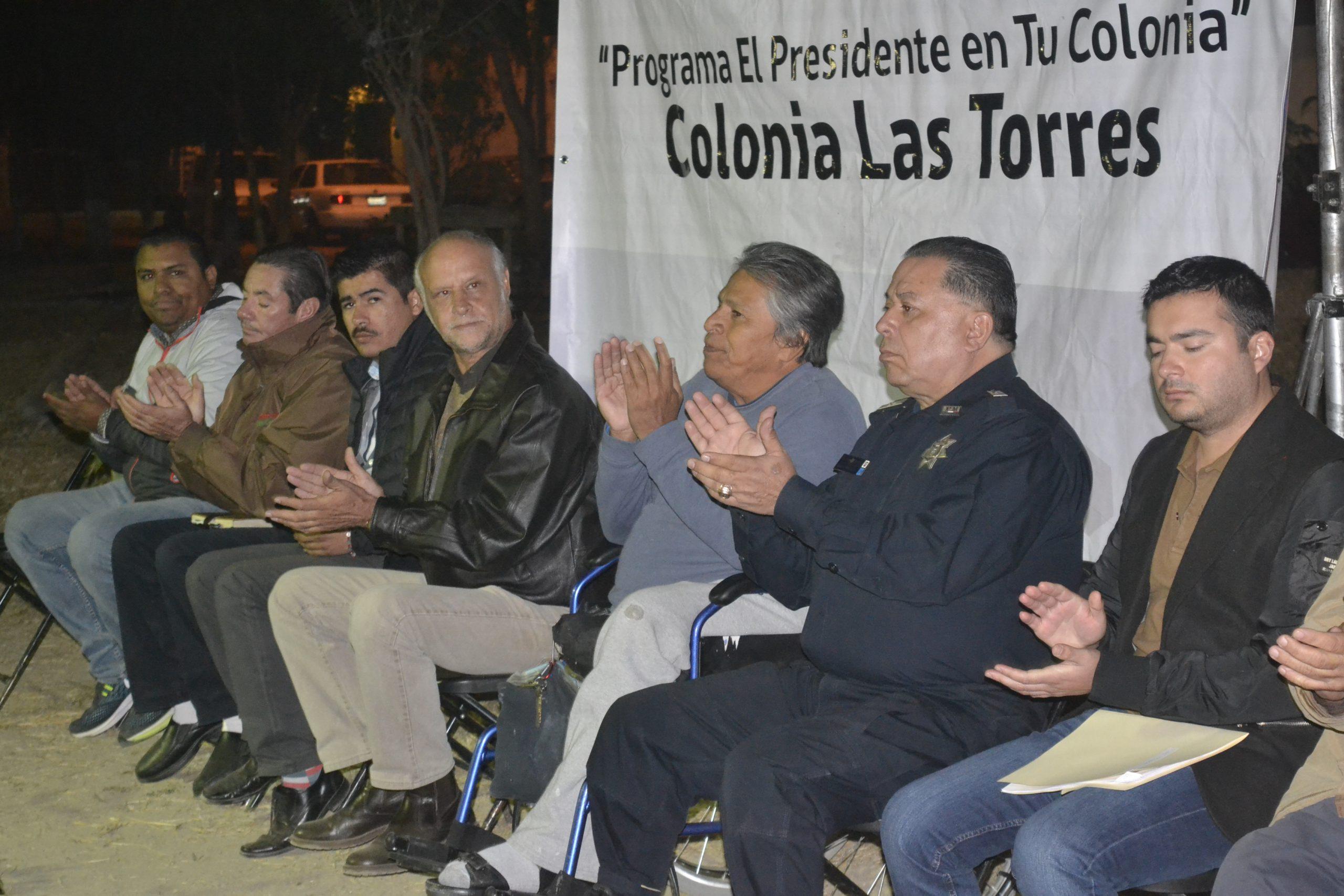 """Photo of Vecinos de """"Las Torres"""" tendrán un nuevo parque recreativo"""