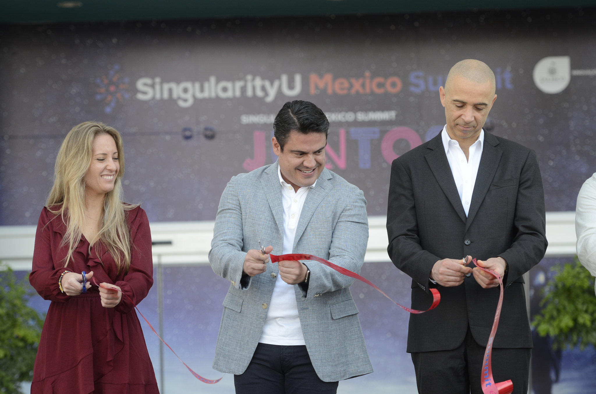Photo of Inaugura Aristóteles Sandoval SingularityU México Summit en Puerto Vallarta