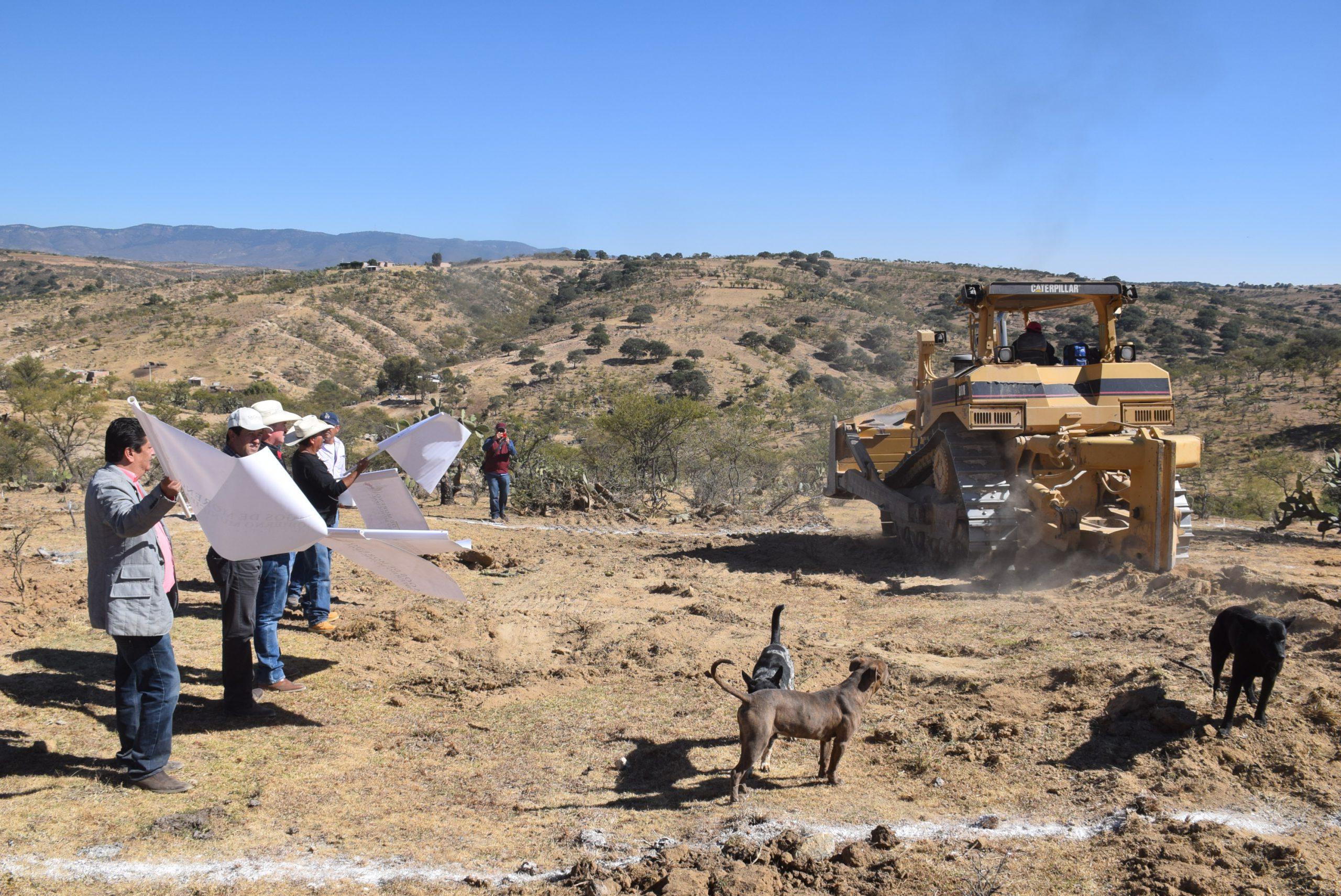 """Photo of Inician construcción de Olla de Agua en la comunidad de """"Los Alambres"""""""