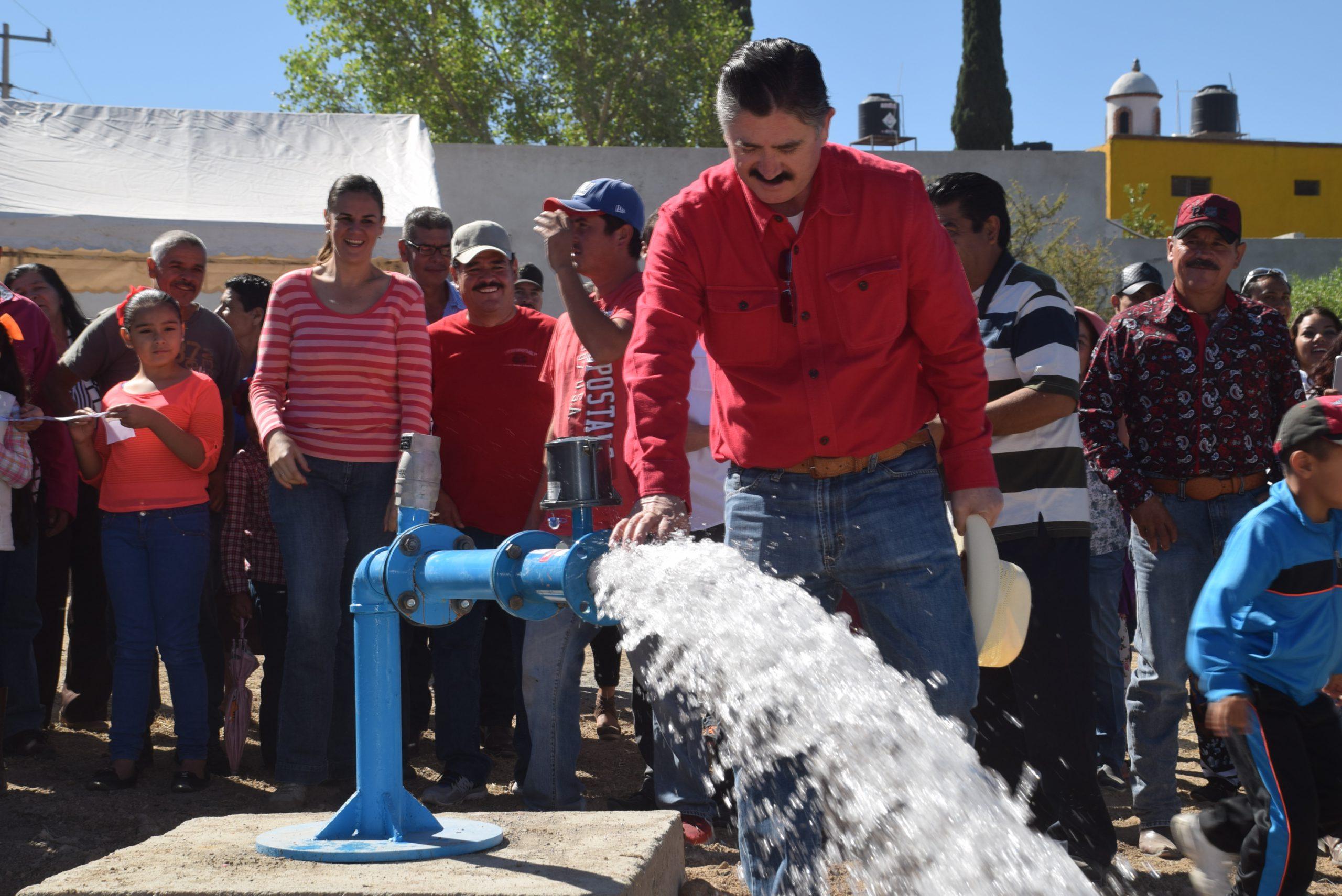 Photo of Vecinos de El Tepetate ya tienen nuevo pozo de agua