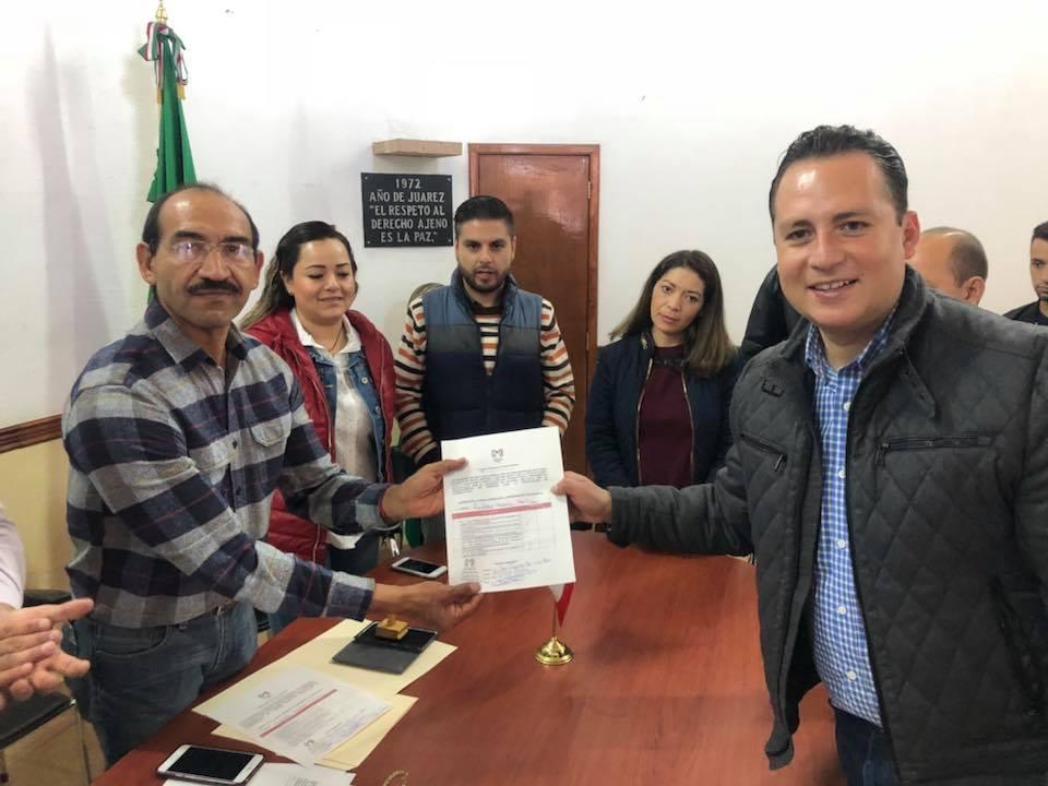 Photo of Hugo René será el candidato del PRI a la Presidencia Municipal