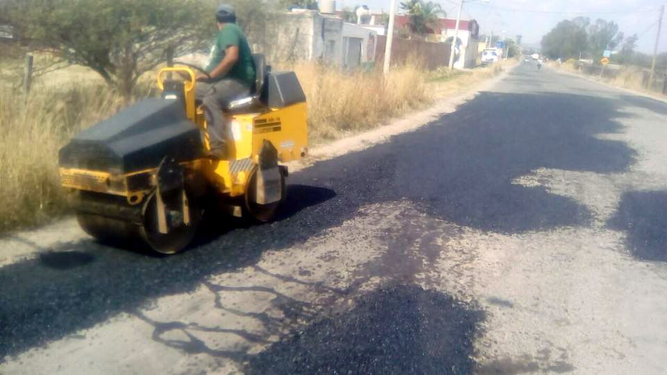 Photo of Llega bacheo a distintas colonias de la mancha urbana