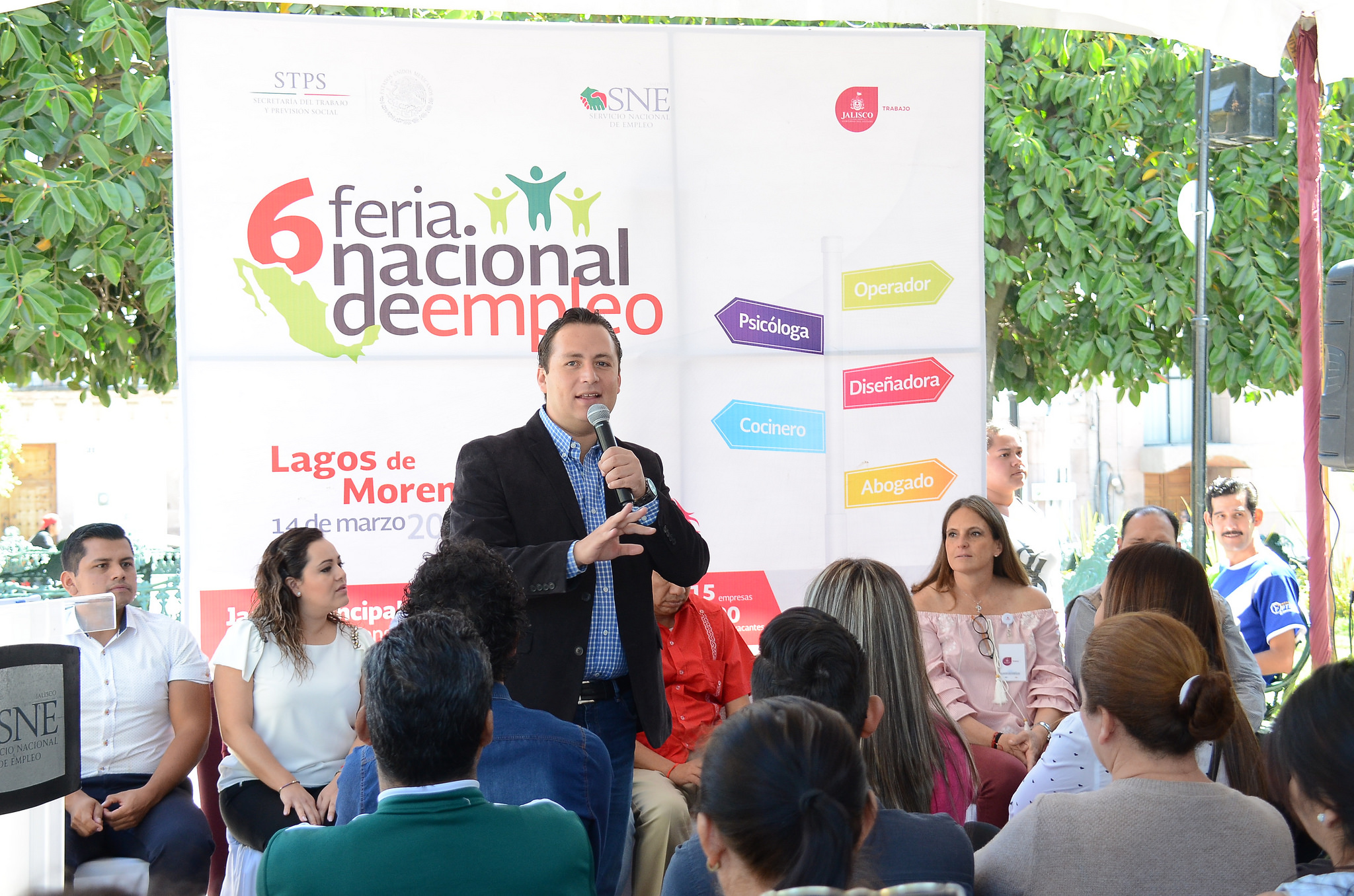 Photo of Impulsa Diputado Local la Sexta Feria Nacional de Empleo en Lagos