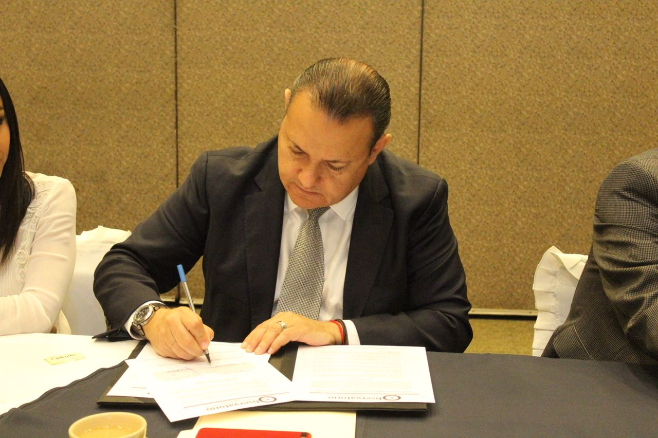 Photo of Firma PRI Jalisco compromisos por la igualdad de género