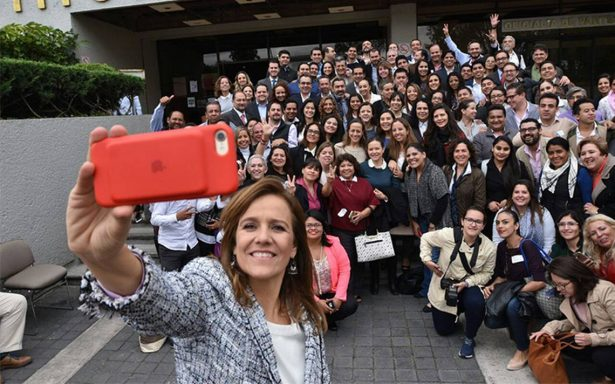 Photo of Renuncia Margarita Zavala al financiamiento público