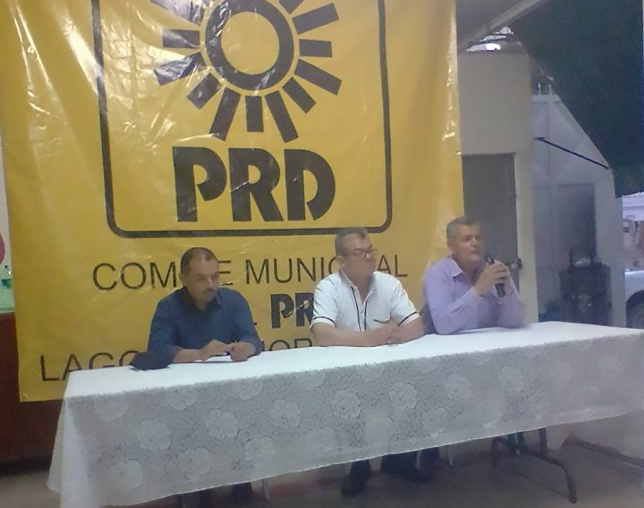 Photo of PRD abandona a Tecutli, se irán a Morena