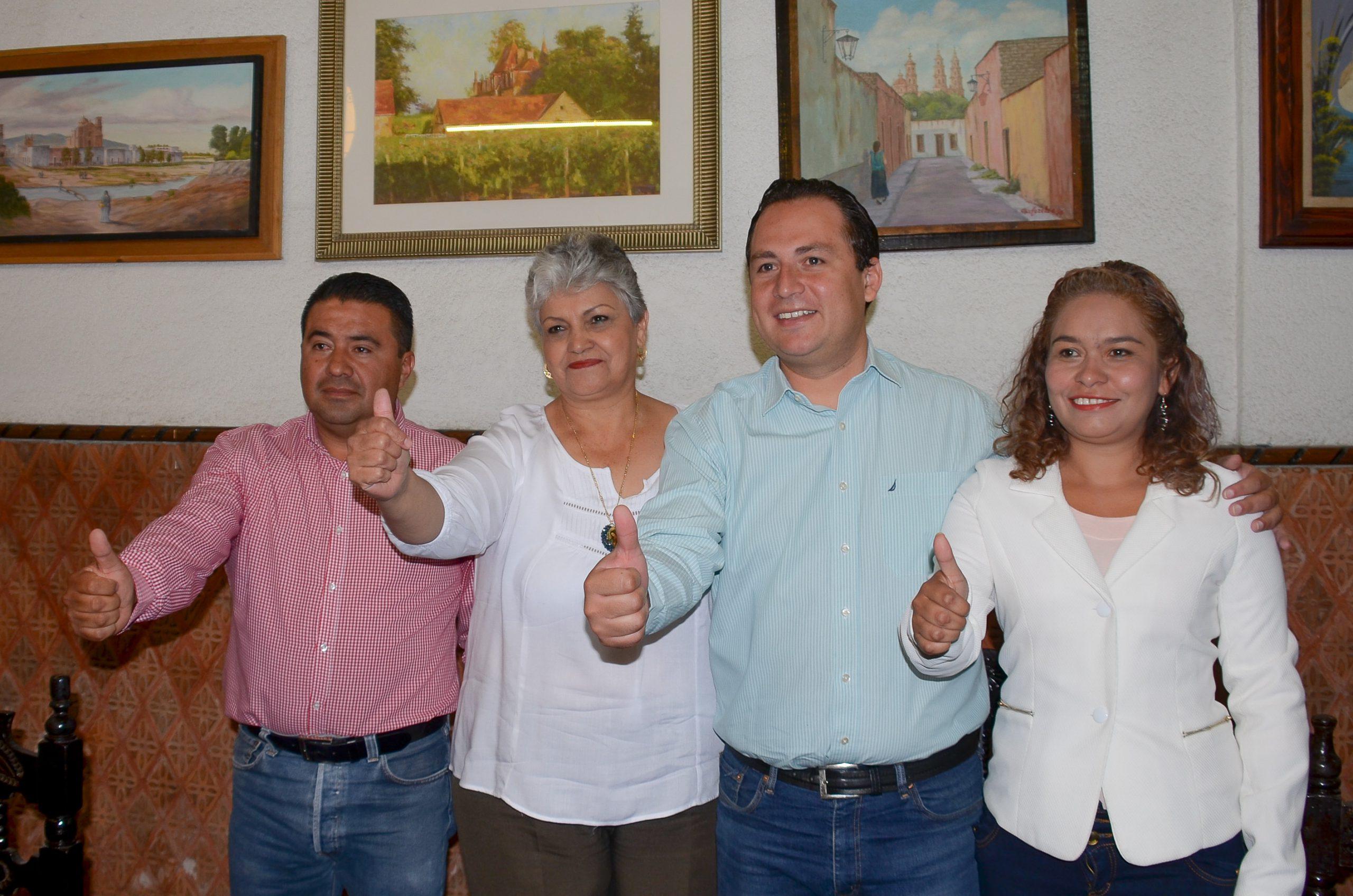 Photo of Regidores renuncian a Movimiento Ciudadano, se unen al proyecto de Hugo René