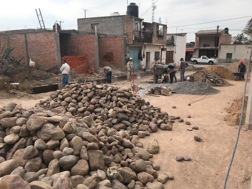Photo of Confirman segunda etapa de pavimentación para el Primero de Mayo