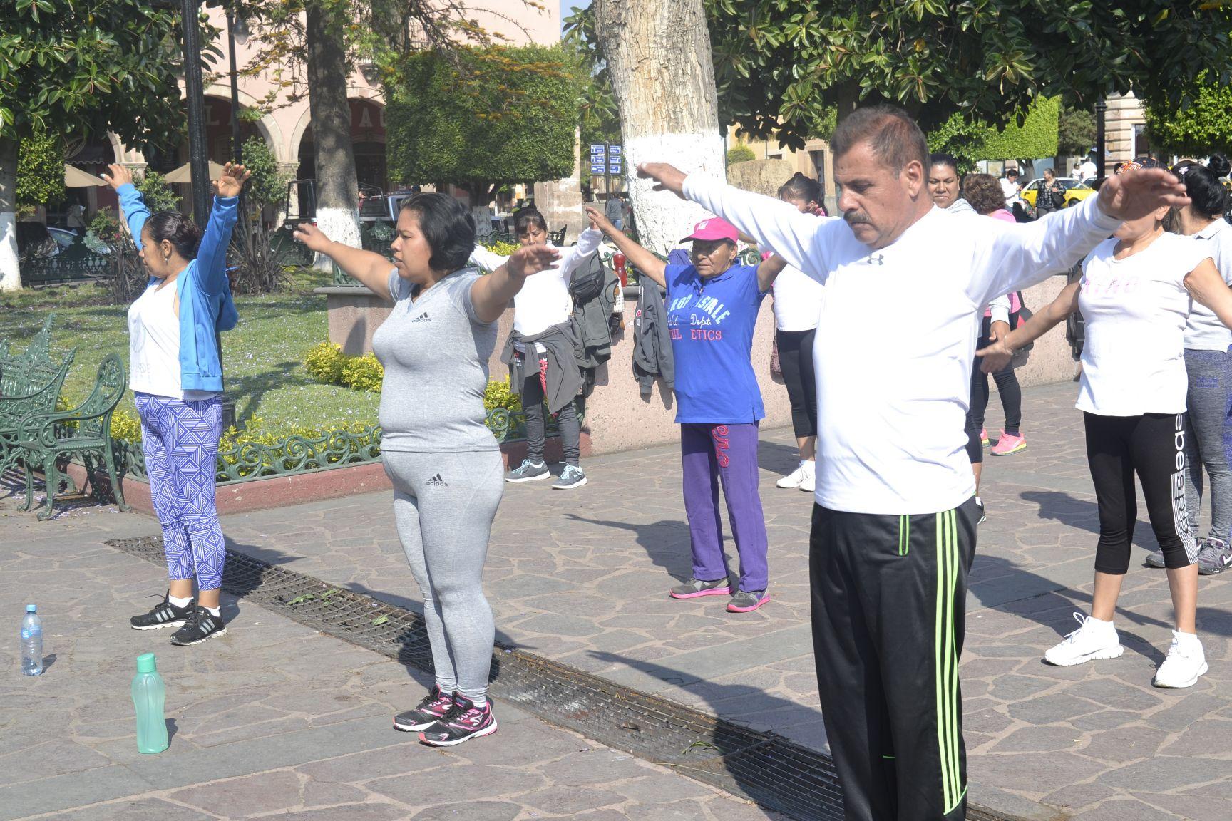 Photo of Conmemoran el Día de la Actividad Física