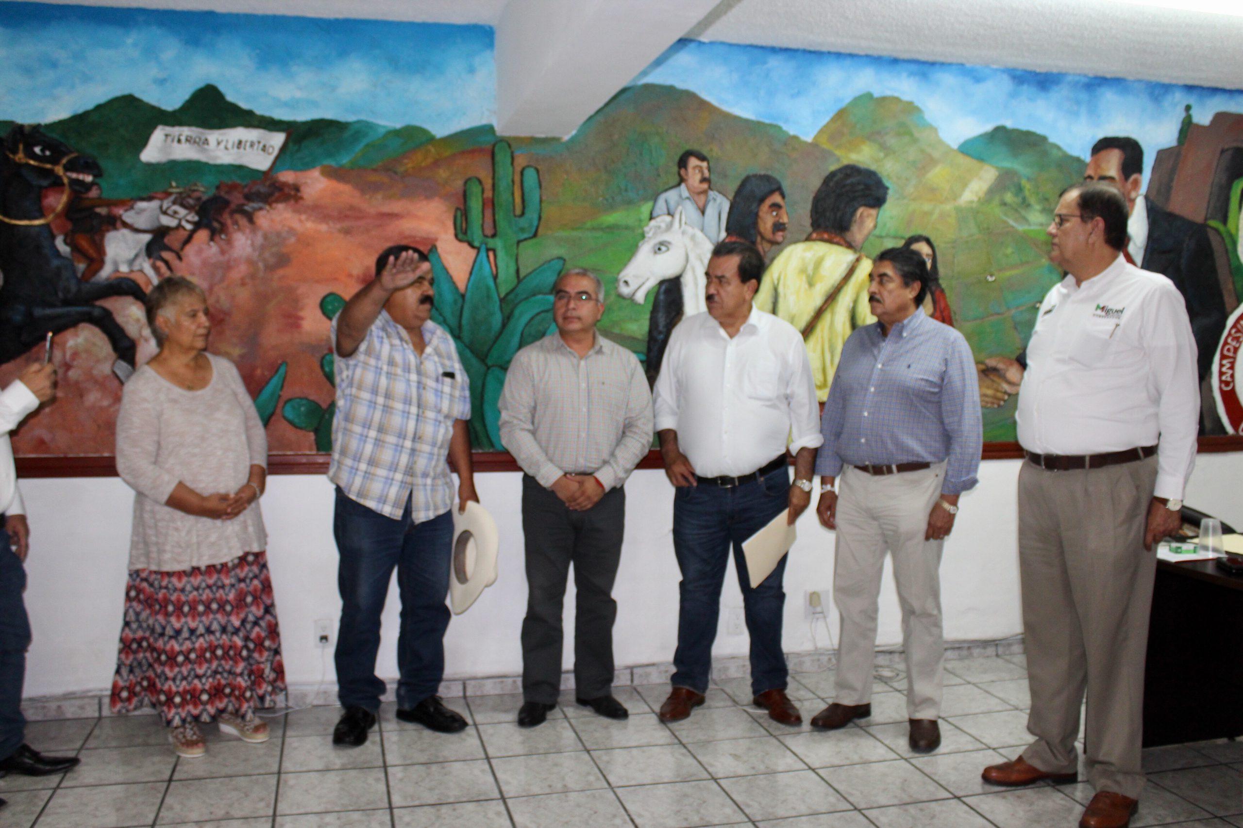 Photo of Nombra PRI Jalisco nuevo dirigente de la CNC