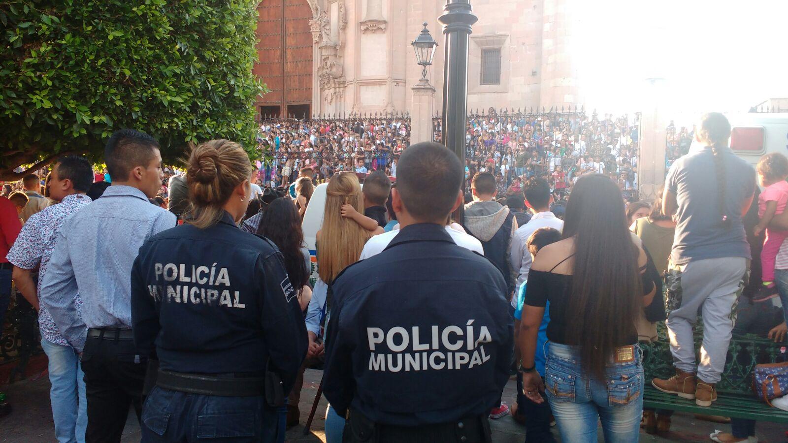 Photo of Alistan operativo de seguridad para Fiestas de Agosto