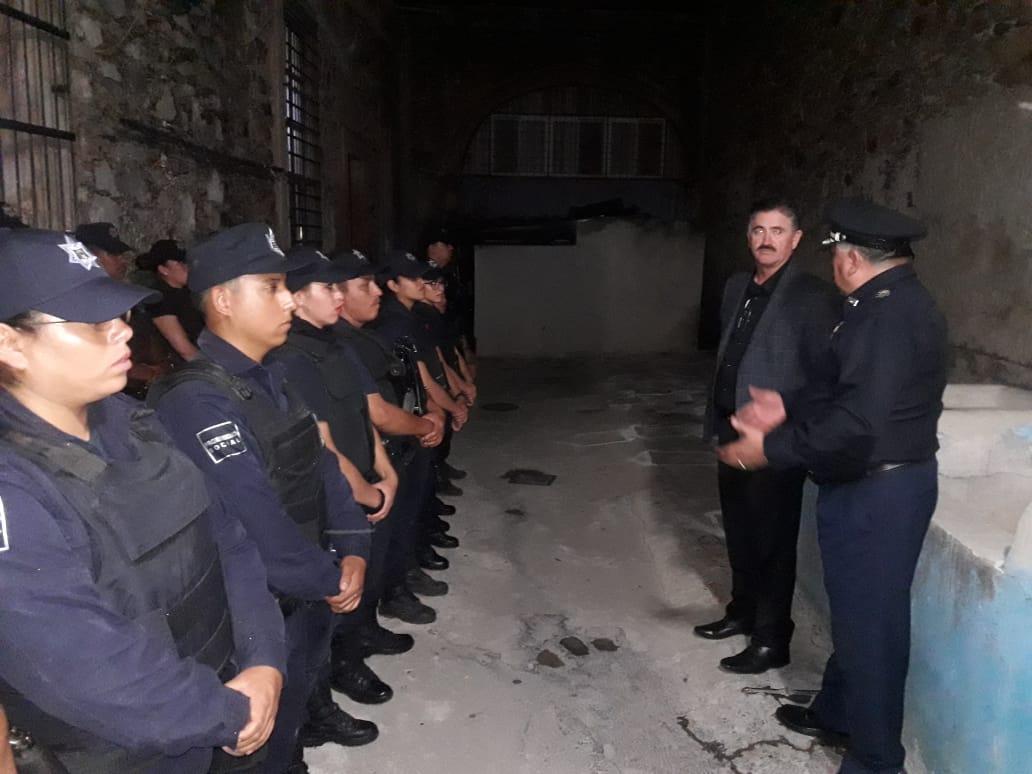 Photo of Supervisa Alcalde avances en materia de Seguridad Pública