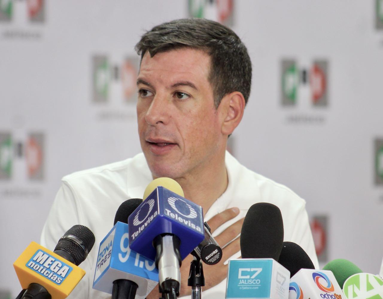 Photo of Asegura Miguel Castro que el PRI se levantará