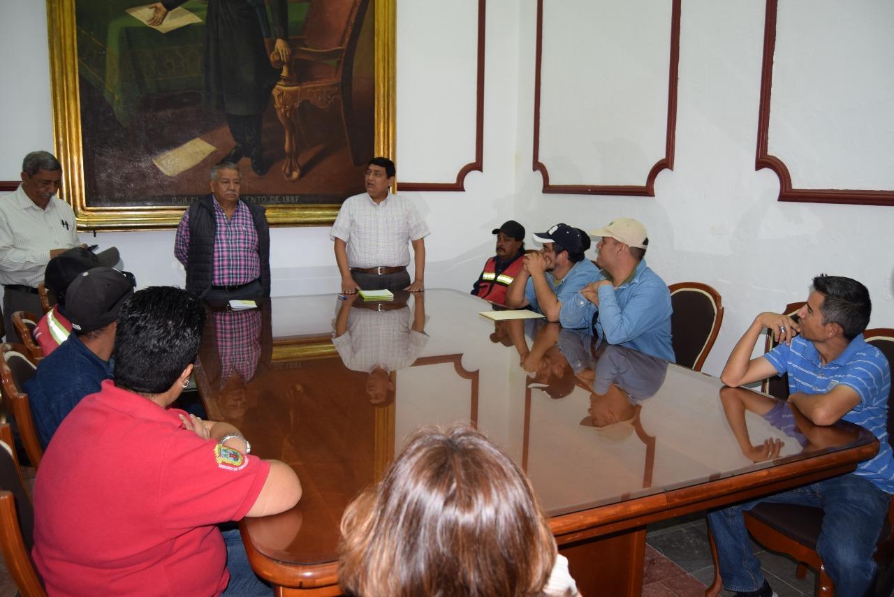 Photo of Sindicato de Trabajadores del Ayuntamiento hacen peticiones al Gobierno Municipal