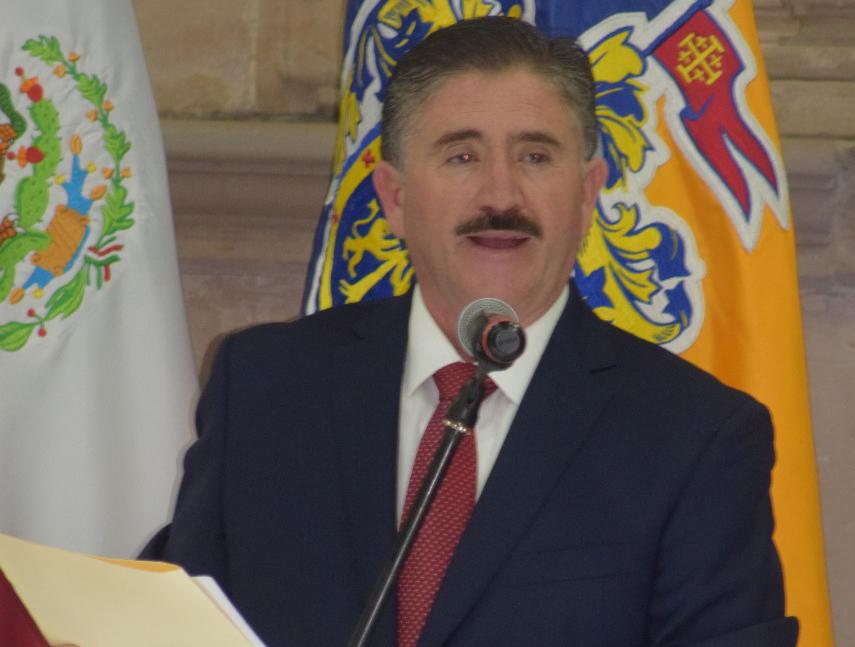 Photo of Rinde Güero Márquez su Tercer Informe de Gobierno