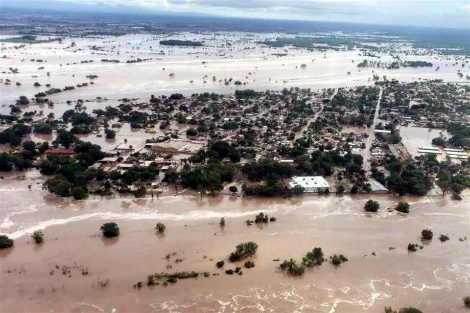 Photo of Se pronostican tormentas intensas las próximas horas en Sinaloa, Durango y Nayarit