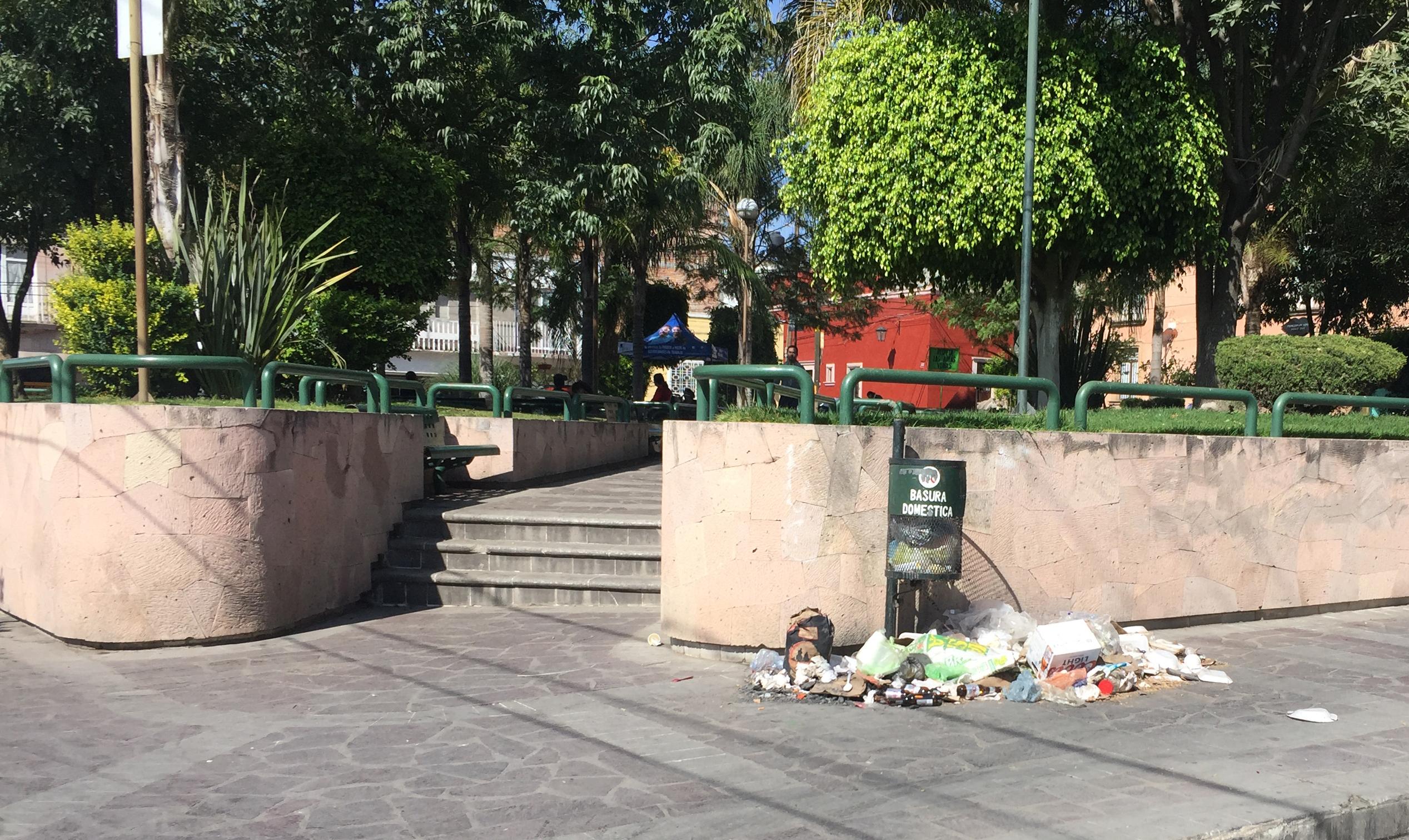 Photo of Hasta finales de Mayo estaría regularizado el servicio de recolección de basura