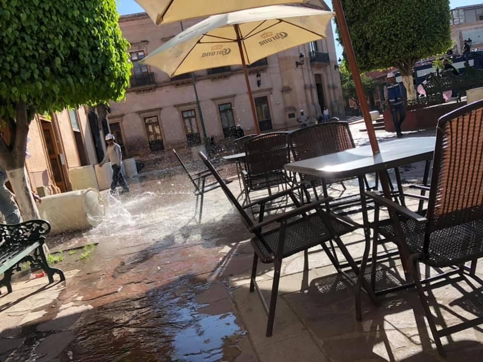Photo of Generan 50 empleos, tiran 3,600 litros de agua.