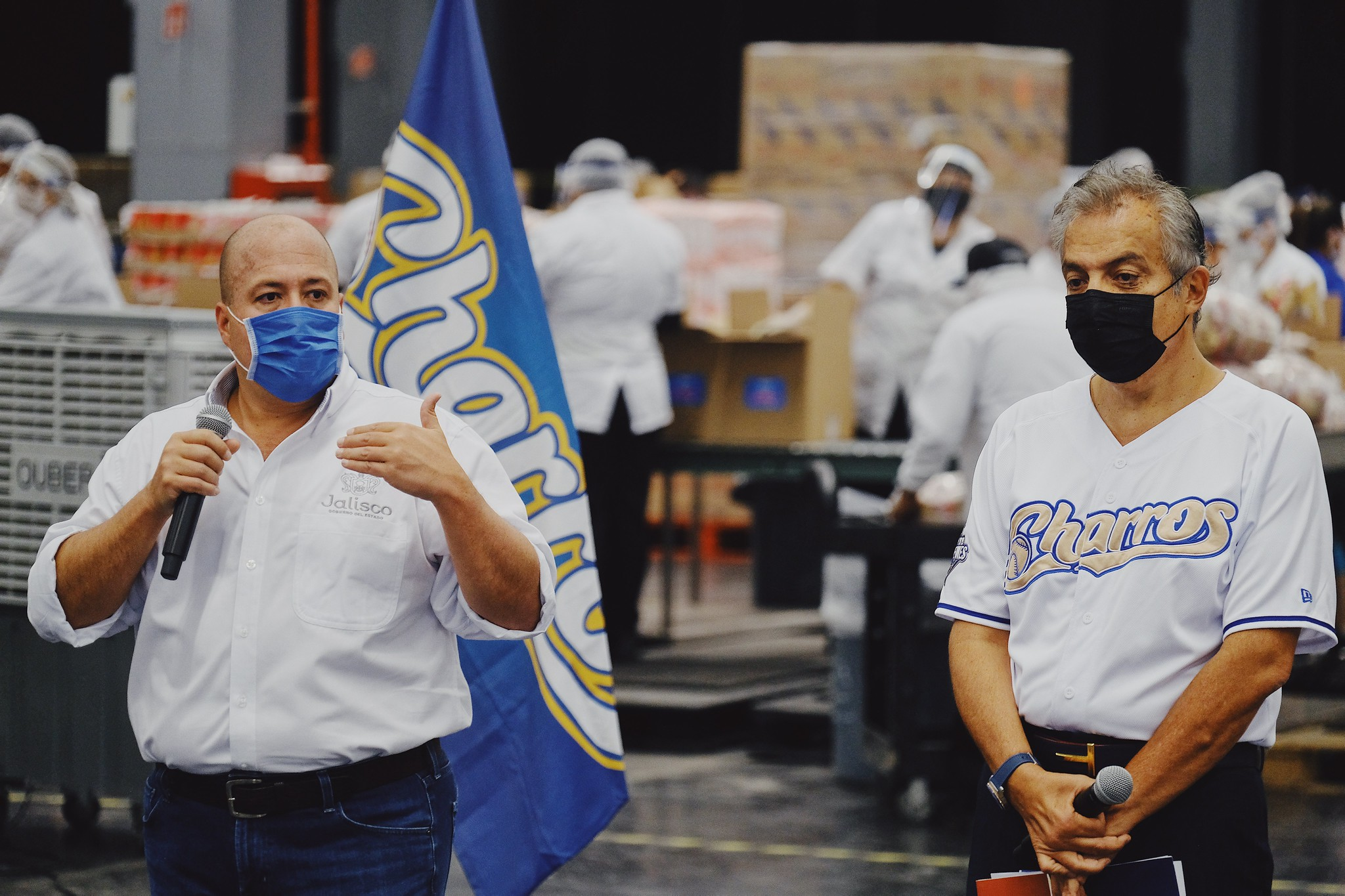 Photo of Charros se suma a Jalisco sin Hambre